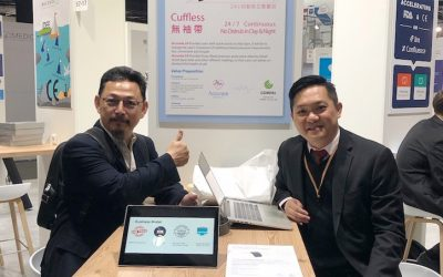 Accurate Meditech participated in Medica 2018